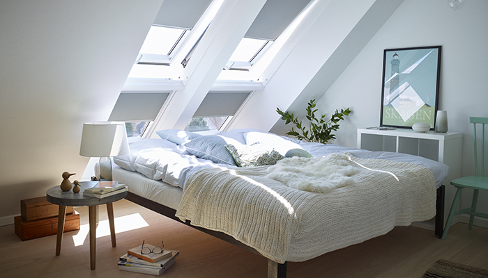 Velux and Roof Blinds